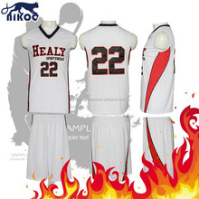 college white basketball uniform image for woman