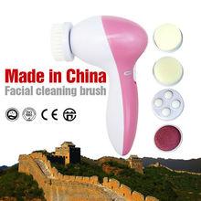 Multi-Function beauty facial brush, sonic method facial brush
