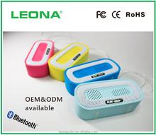 Mini Bluetooth Speaker Portable Wireless Handsfree TF FM Radio Subwoofer