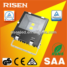 Alibaba Express Super Bright Parking Lot LED Floodlight 150w with Meanwell Cree