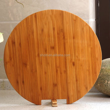 hot sale bamboo fruit vegetable Cutting Boards bamboo round cutting board set hot sale bamboo product solid and durable