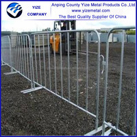 China manufacturer high quality temporary fence post base