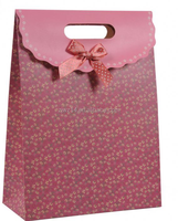 2015 fashion paper bag for gift/ plastic and paper compound bag/ brown kraft packaging paper bags for socks