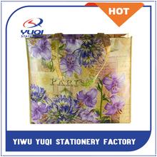 Fashion Non-woven handbag Printing shopping Bags Promotional Bag Cheap HandBag