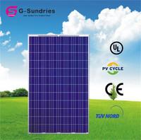 Factory directly sale 25years warranty polycrystalline 250w panels 400w solar panel