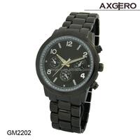 most popular custom sapphire vogue geneva men wristwatch