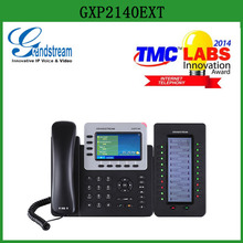 Grandstream GXP2140 Enterprise Voip IP Phone with A 4.3 inch color LCD screen and HD audio