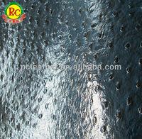 imitation ostrich pvc leather for car seat sofa fabric