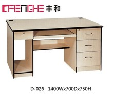office furniture malaysia cheap wooden computer desk, ergonomic computer desk