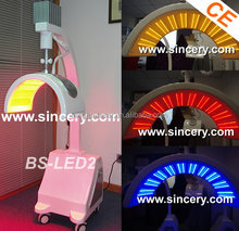Chinese first PDT skin care machine/led machine