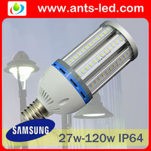 CFL HPS replacement outdoor waterproof E40 corn LED light bulb