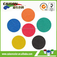 With quality warrantee yellow-green luminescent pigment
