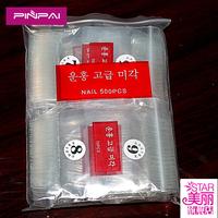 whosale nail tips, artificial plastic Fingernails
