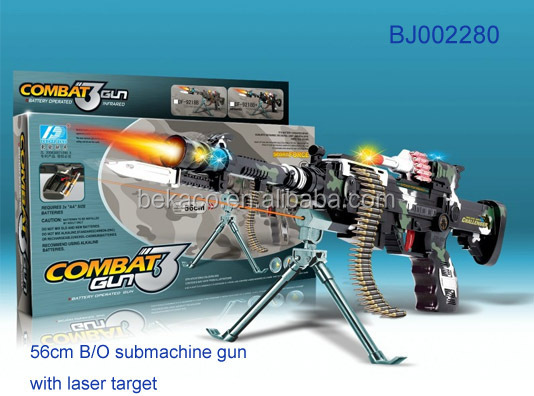 Cool Toys For Big Boys : Very cool army toy for boys cm b o gun big plastic laser