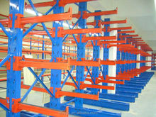 Double Side and Single Side Cantilever Rack for Long Object