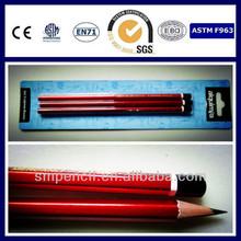 Promozione hb matita di legno pass ce, en71, ASTM- d4236 e f963