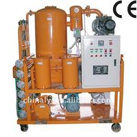 Model JY Lubricant oil reclaimation/oil reclamation system