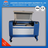 900*600mm Co2 laser cutting and engraving machine price