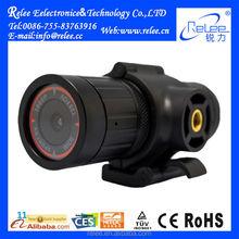 H.264 Ultra small size waterproof car car video recorder camera with waterproof car black box