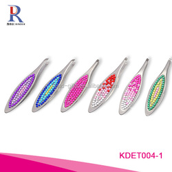 Bling Bling Hot SMD eyebrow tweezers wholesale in China