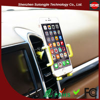 New Design Universal Portable Mount Air Vent Car Phone Holder For Smartphone