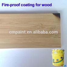 La pintura en aerosol / ignífugo prueba cepillo riolling líquido pintura / fuego