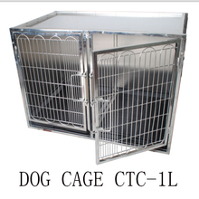 2016 Durable dog product professional pet cage large dog cage CTC-1L