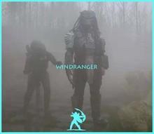 Windranger alieni- ingrosso costumi cosplay