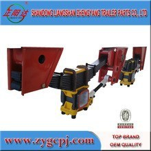 Trailer spare parts overslung suspension for semi trailer for hot sale