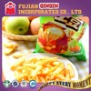 China OEM hollow strip potato french fries chips snack