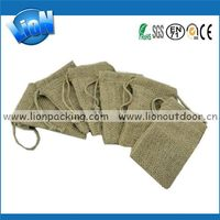 Design new products jute hemp bags