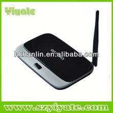smart media player support skype with video chat CS918 mk888 Quad Core Google tv box