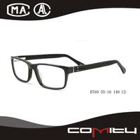 Lastest Unique Design Acetate Eyeglasses Optical Frame