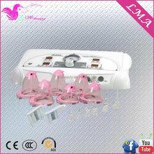 Economic professional vacuum mold figure suction massage breast milking machine
