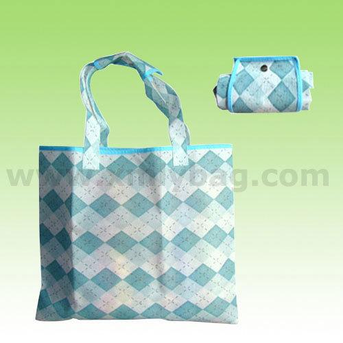 Folding Nonwoven Shopper