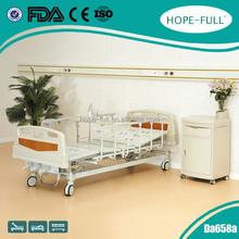 HOPEFULL Brand manual Hospital sick bed with hole surface