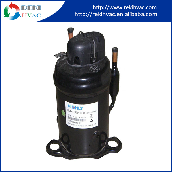 48V DC Inverter Vehicle Compressor BSA357SDFY3AN
