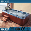 HS-S04X 8 person with perfect tv outdoor spa pool with sex massage