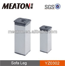Promotional low price aluminum support legs