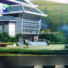 Acid etched glass/Translucent gass/frosted glass/anti glare glass for home decor with CE & ISO9001