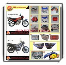 Cheap HORSE motorcycle spare parts high quality motorcycle headlight HORSE motorcycle spare parts