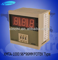 XMTA-1000 96*96mm fotek type temperature controller, function is the same as original model