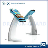 cheap mobile phone case mobile phone security holder mobile security display stand