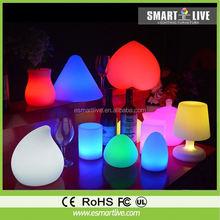 2014 African style LED Living Room Modern Corner Sofa Furniture garden led ball light