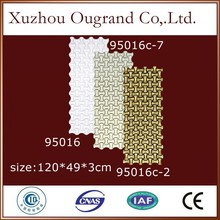 pu panel for bedroom interior wall 3d board decoration