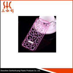 New model protective breathable back aluminum phone case cell phone case for iphone