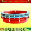 VSSJA Flange Loosing rectangular metallic expansion joint