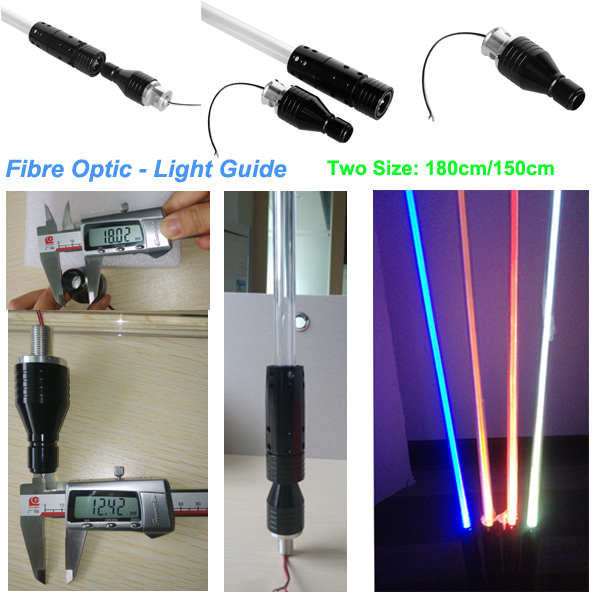 Fibre Optic-Light Guide