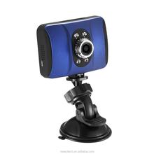 CE,ROHS,FCC Certifications 2.7 inch full hd 1080P 170 degree Lens dual camera car dvr