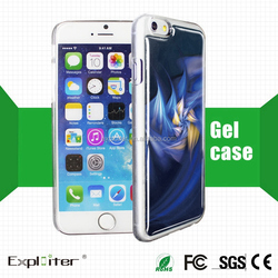 Newest new coming color smart cell mobile phone case mobile cover for iphone 6